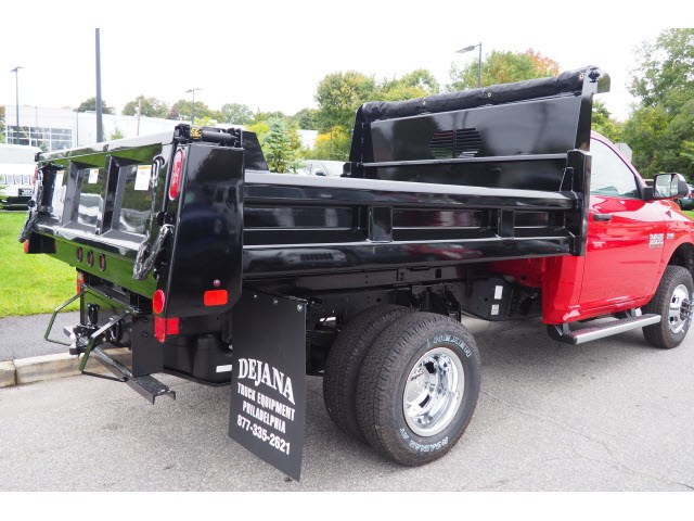 2018 Ram 3500 Regular Cab DRW 4x4,  Rugby Dump Body #17804 - photo 11