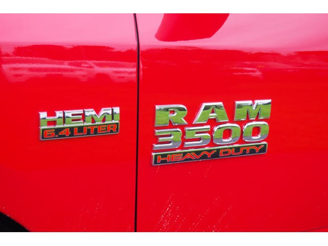 2018 Ram 3500 Regular Cab DRW 4x4,  Rugby Dump Body #17804 - photo 13