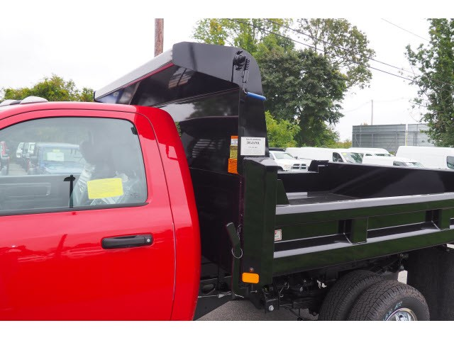 2018 Ram 3500 Regular Cab DRW 4x4,  Rugby Dump Body #17804 - photo 15
