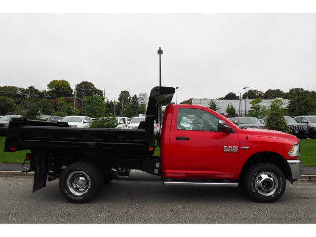 2018 Ram 3500 Regular Cab DRW 4x4,  Rugby Dump Body #17804 - photo 3