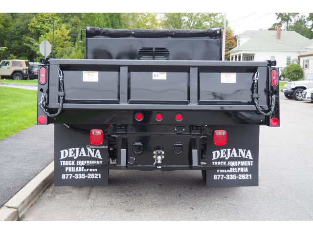 2018 Ram 3500 Regular Cab DRW 4x4,  Rugby Dump Body #17804 - photo 4