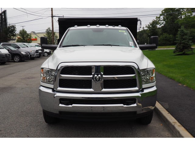 2018 Ram 3500 Regular Cab DRW 4x4,  Rugby Dump Body #17805 - photo 8