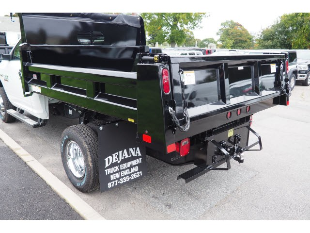 2018 Ram 3500 Regular Cab DRW 4x4,  Rugby Dump Body #17805 - photo 9