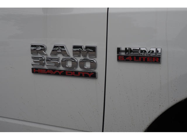 2018 Ram 3500 Regular Cab DRW 4x4,  Rugby Dump Body #17805 - photo 14