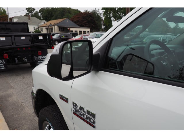 2018 Ram 3500 Regular Cab DRW 4x4,  Rugby Dump Body #17805 - photo 18