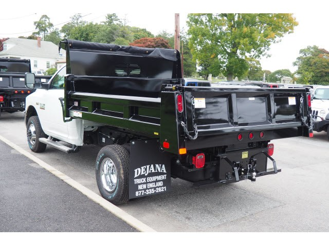 2018 Ram 3500 Regular Cab DRW 4x4,  Rugby Dump Body #17805 - photo 5