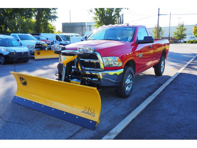 2018 Ram 2500 Regular Cab 4x4,  Fisher Pickup #17827 - photo 8