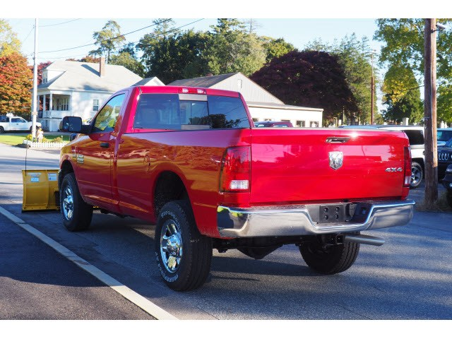 2018 Ram 2500 Regular Cab 4x4,  Fisher Pickup #17827 - photo 3