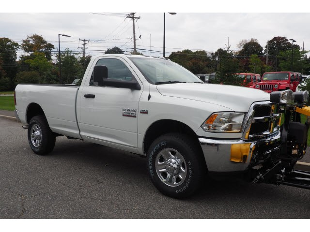 2018 Ram 2500 Regular Cab 4x4,  Fisher Pickup #17829 - photo 3