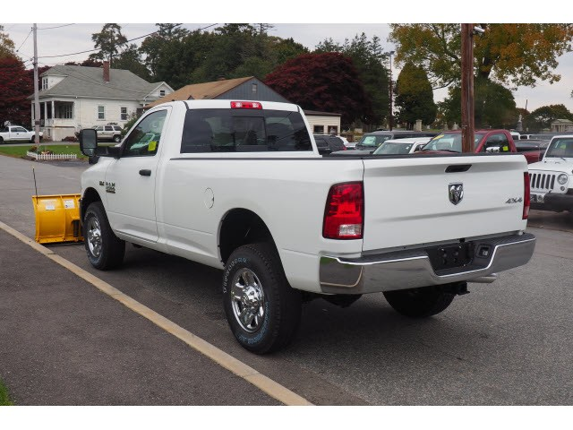 2018 Ram 2500 Regular Cab 4x4,  Fisher Pickup #17829 - photo 4