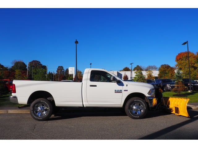 2018 Ram 2500 Regular Cab 4x4,  Fisher Pickup #17841 - photo 3