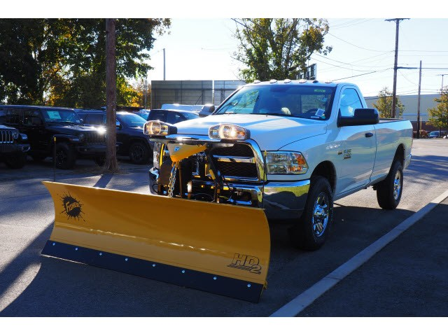2018 Ram 2500 Regular Cab 4x4,  Fisher Pickup #17841 - photo 6