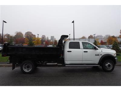 2018 Ram 5500 Crew Cab DRW 4x4,  Dump Body #17861 - photo 4