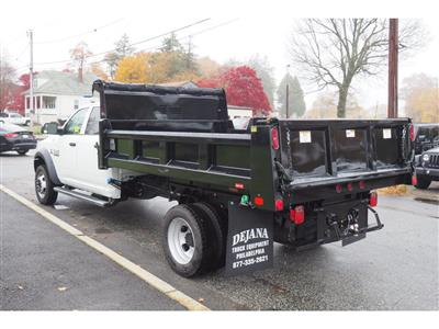 2018 Ram 5500 Crew Cab DRW 4x4,  Dump Body #17861 - photo 2