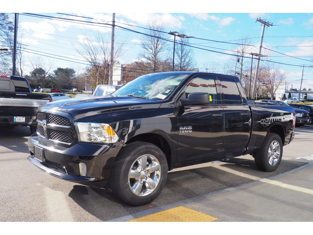 2019 Ram 1500 Quad Cab 4x4,  Pickup #17882 - photo 1