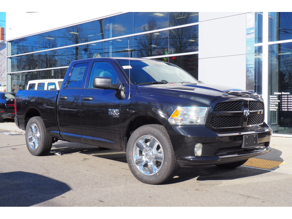 2019 Ram 1500 Quad Cab 4x4,  Pickup #17882 - photo 3
