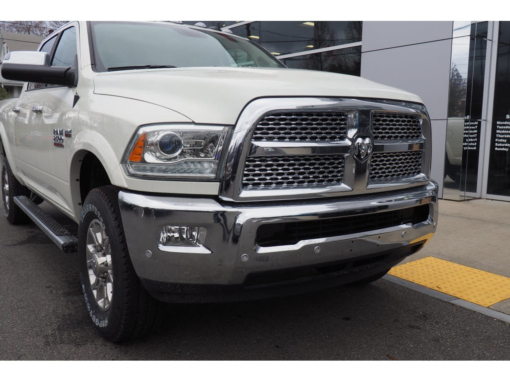 2018 Ram 2500 Crew Cab 4x4,  Pickup #17885 - photo 29