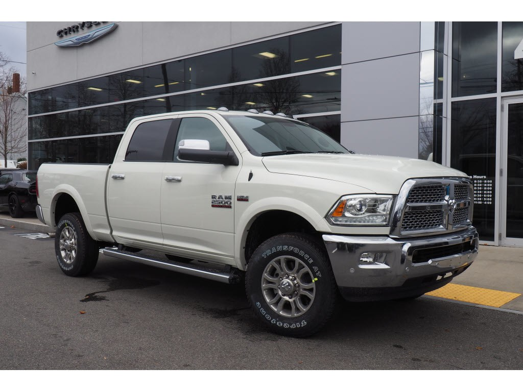 2018 Ram 2500 Crew Cab 4x4,  Pickup #17885 - photo 3