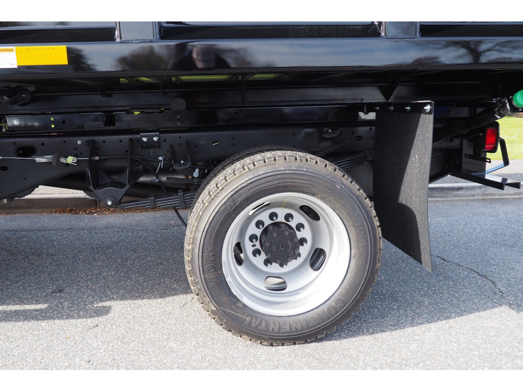 2018 Ram 5500 Regular Cab DRW 4x4,  Rugby Dump Body #17891 - photo 22