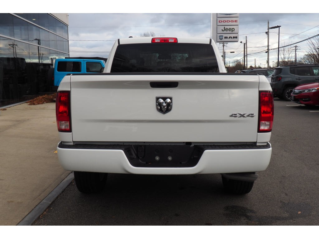 2019 Ram 1500 Quad Cab 4x4,  Pickup #17919 - photo 8