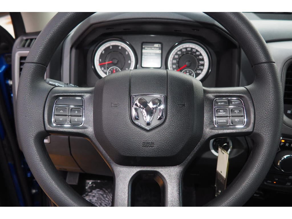 2019 Ram 1500 Quad Cab 4x4,  Pickup #17920 - photo 21