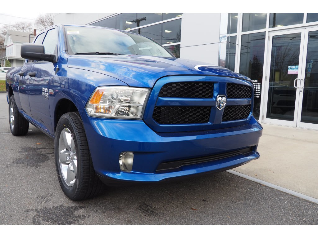 2019 Ram 1500 Quad Cab 4x4,  Pickup #17920 - photo 29