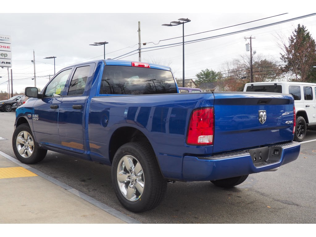 2019 Ram 1500 Quad Cab 4x4,  Pickup #17920 - photo 2