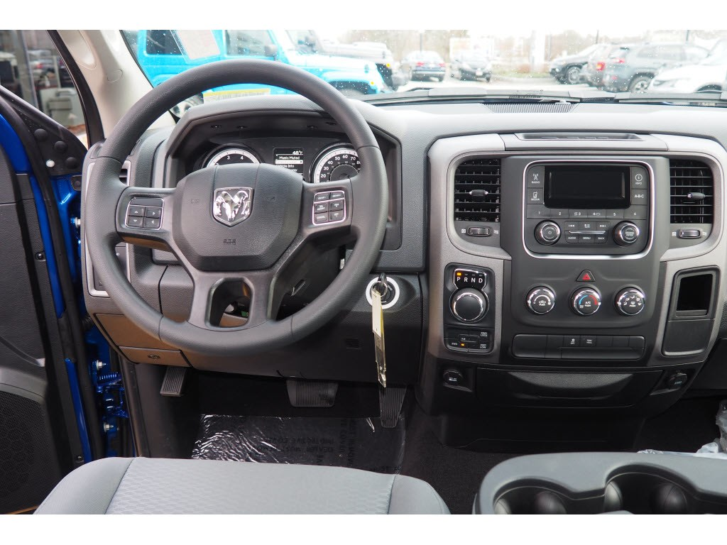 2019 Ram 1500 Quad Cab 4x4,  Pickup #17920 - photo 4