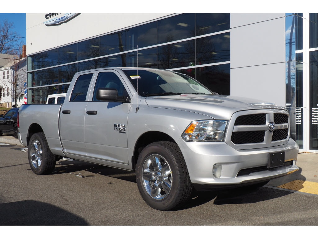 2019 Ram 1500 Quad Cab 4x4,  Pickup #17955 - photo 10