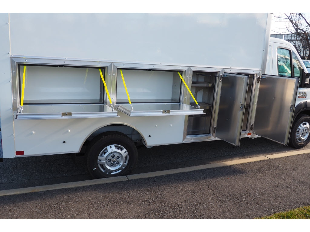 2019 ProMaster 3500 Standard Roof FWD,  Dejana Truck & Utility Equipment Service Utility Van #17963 - photo 9