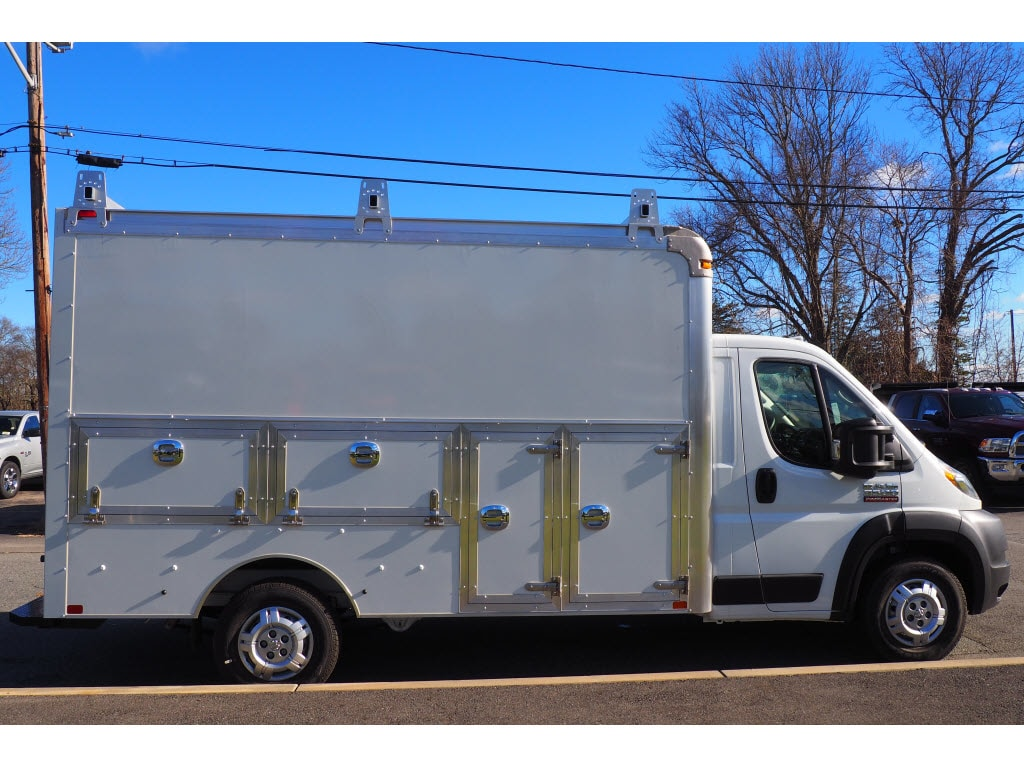 2019 ProMaster 3500 Standard Roof FWD,  Dejana Truck & Utility Equipment Service Utility Van #17963 - photo 4