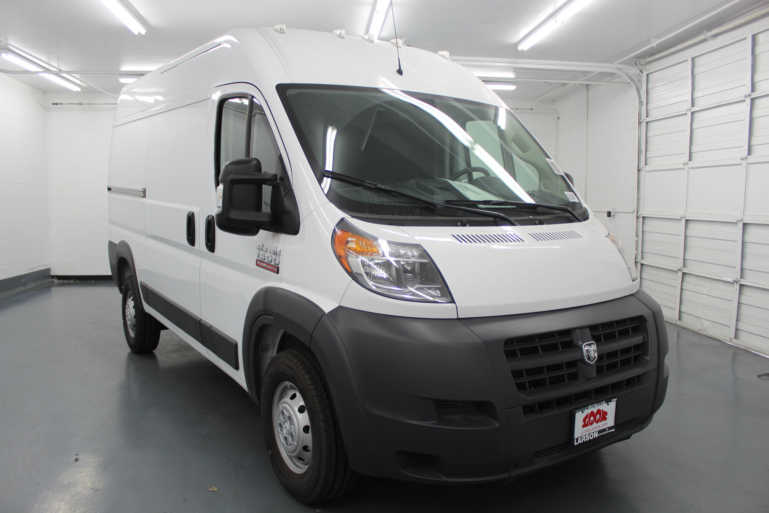 2018 ProMaster 1500 High Roof FWD,  Empty Cargo Van #131819 - photo 3