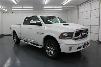 2018 Ram 1500 Crew Cab 4x4,  Pickup #163833 - photo 8