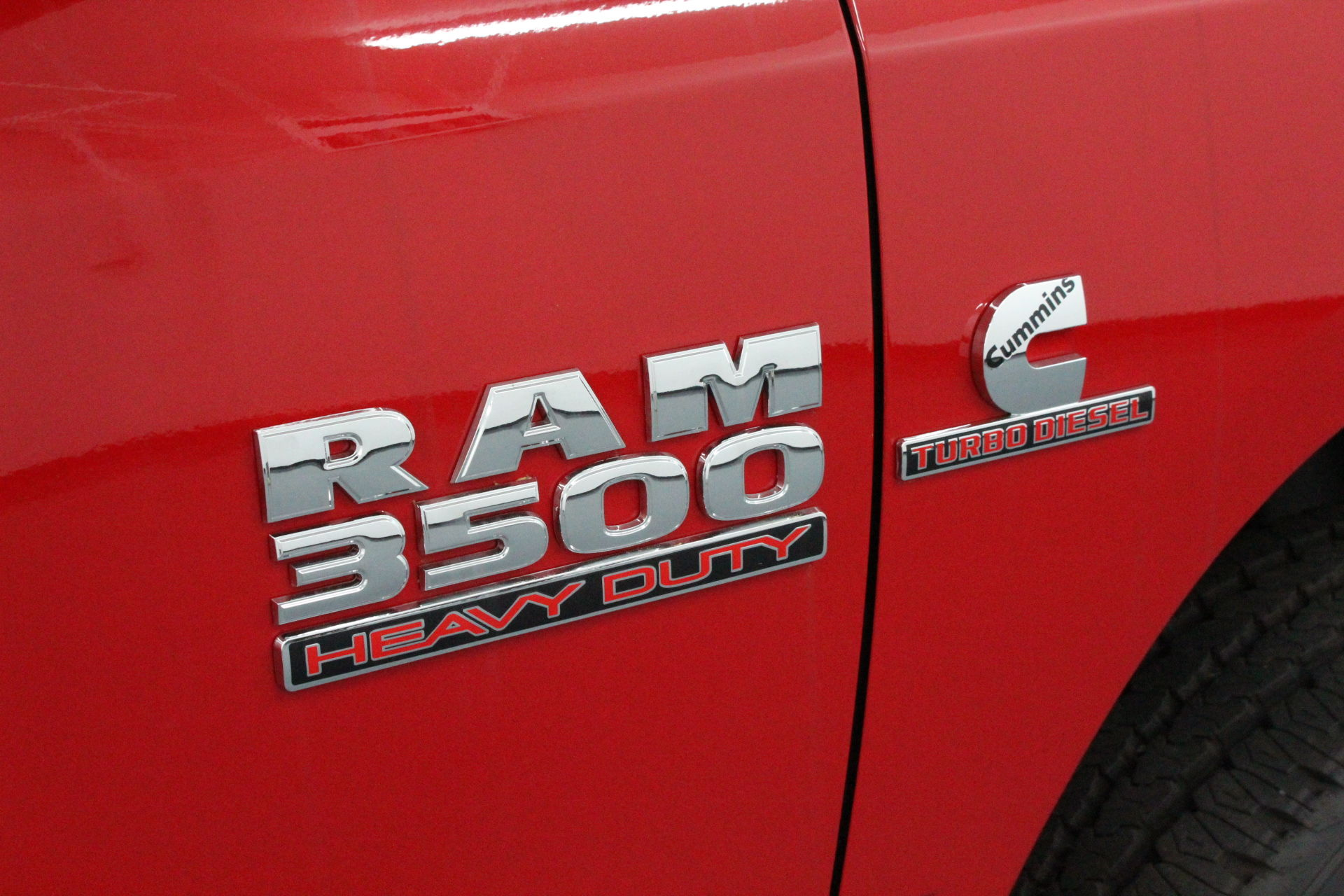 2018 Ram 3500 Crew Cab 4x4,  Pickup #168856 - photo 21