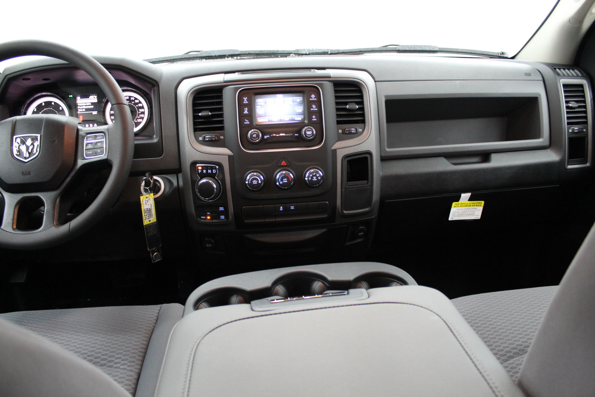 2018 Ram 1500 Quad Cab 4x4,  Pickup #215350 - photo 16