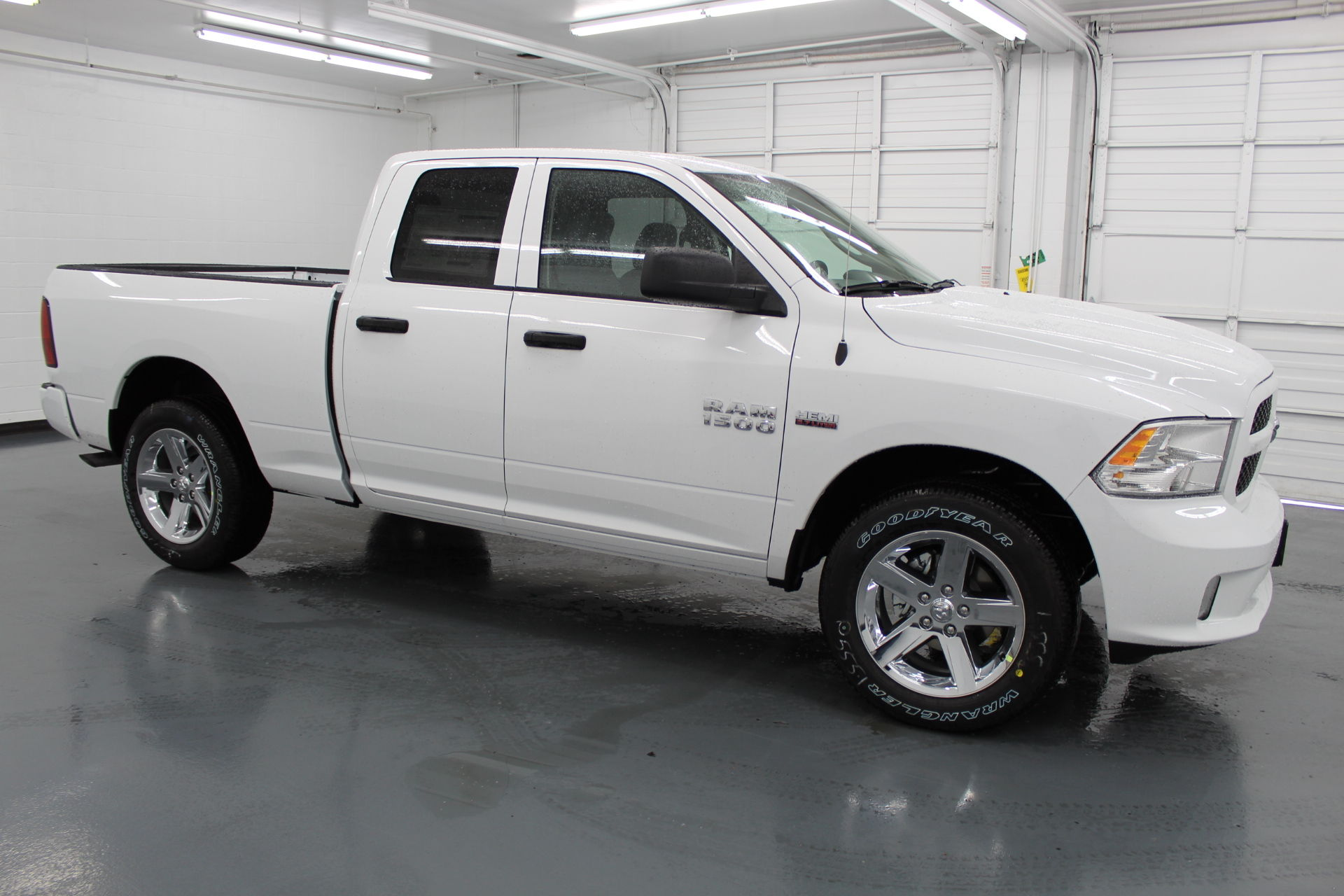 2018 Ram 1500 Quad Cab 4x4,  Pickup #215350 - photo 4