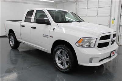 2018 Ram 1500 Quad Cab 4x4,  Pickup #215350 - photo 3