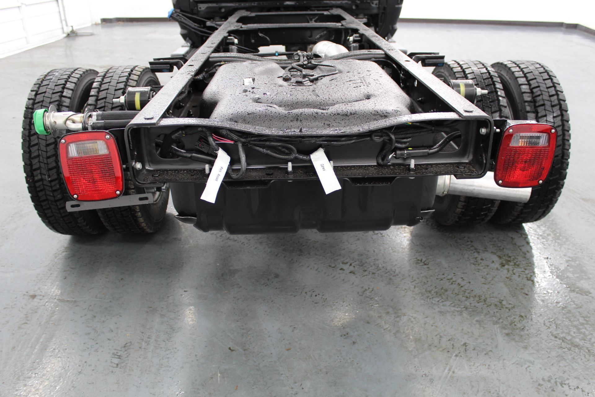 2018 Ram 5500 Regular Cab DRW 4x4,  Cab Chassis #233582 - photo 16