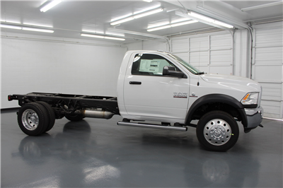 2018 Ram 4500 Regular Cab DRW 4x4,  Cab Chassis #263982 - photo 4