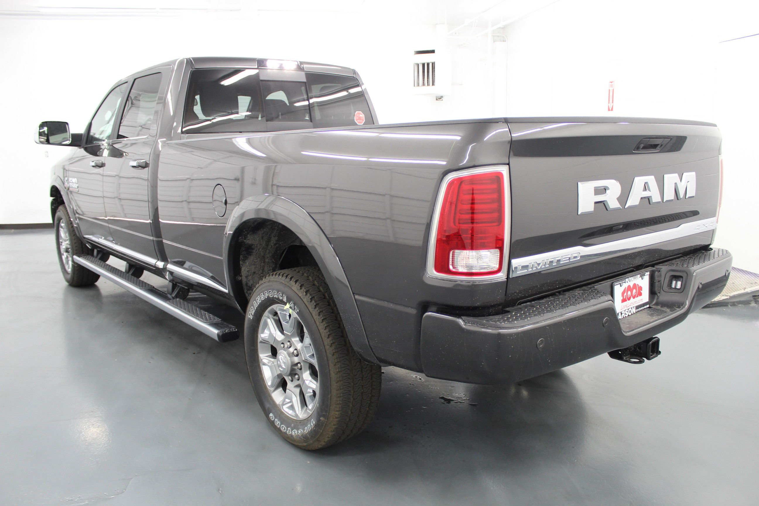 2018 Ram 3500 Crew Cab 4x4,  Pickup #294664 - photo 2