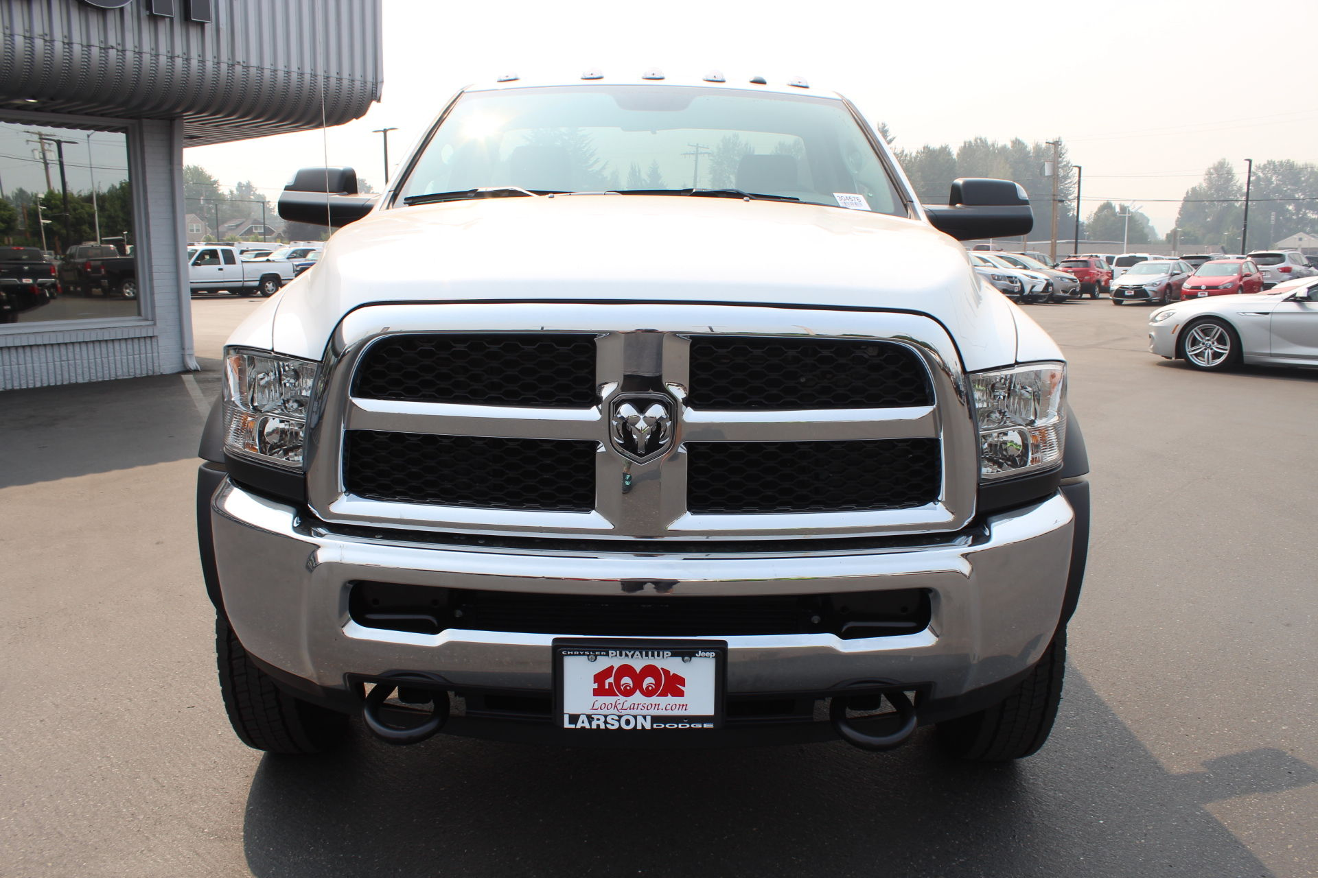 2018 Ram 4500 Regular Cab DRW 4x4,  Cab Chassis #304576 - photo 8