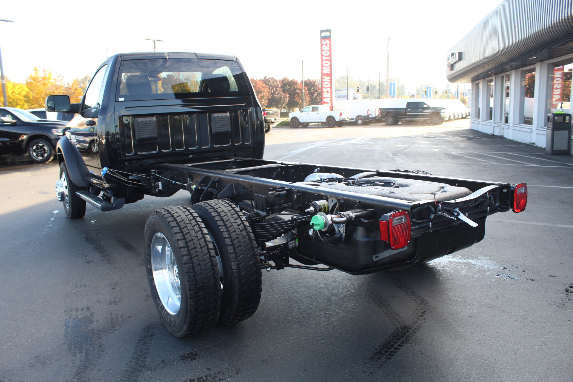 2018 Ram 4500 Regular Cab DRW 4x4,  Cab Chassis #360497 - photo 2