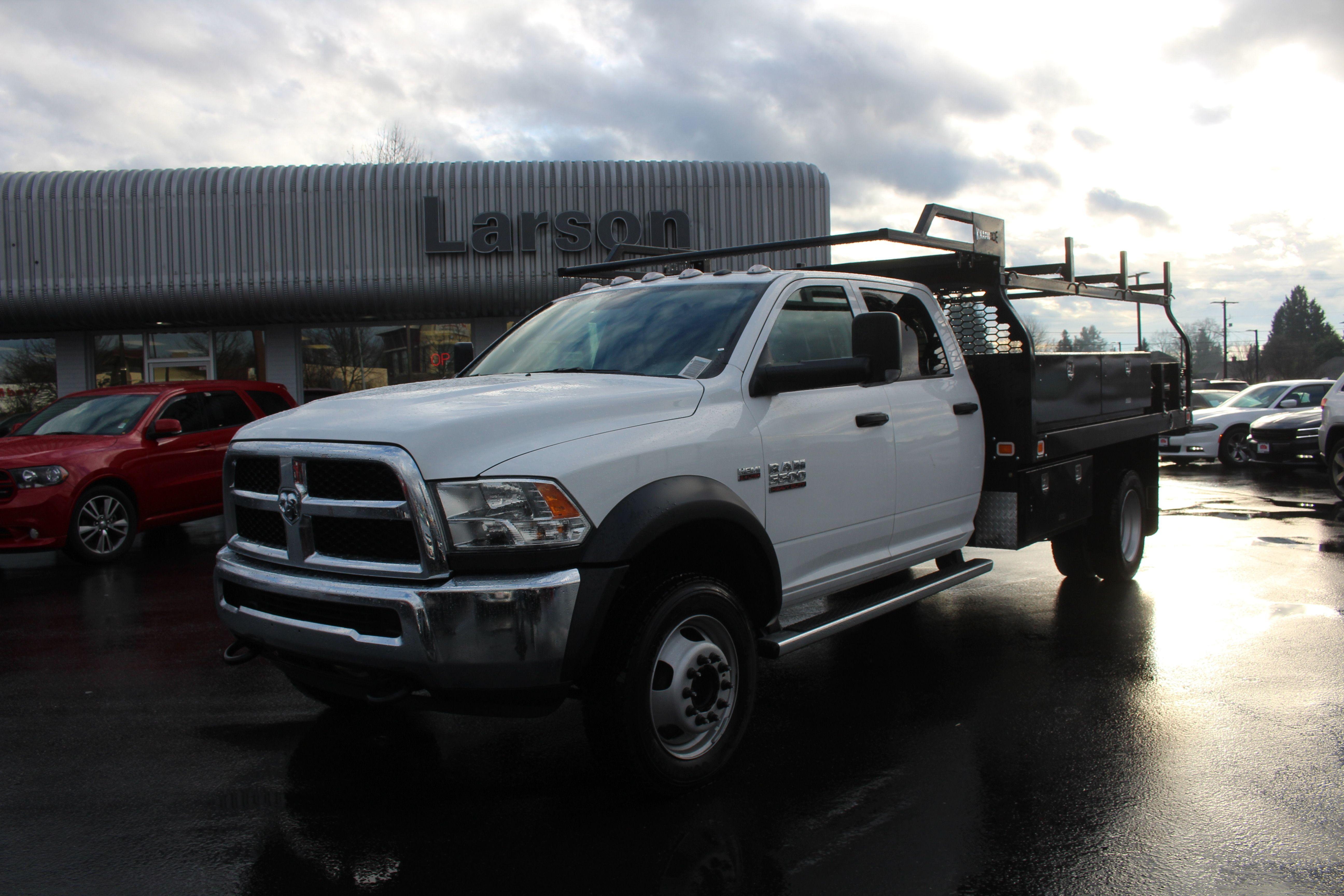 Knapheide Ram 5500 Trucks