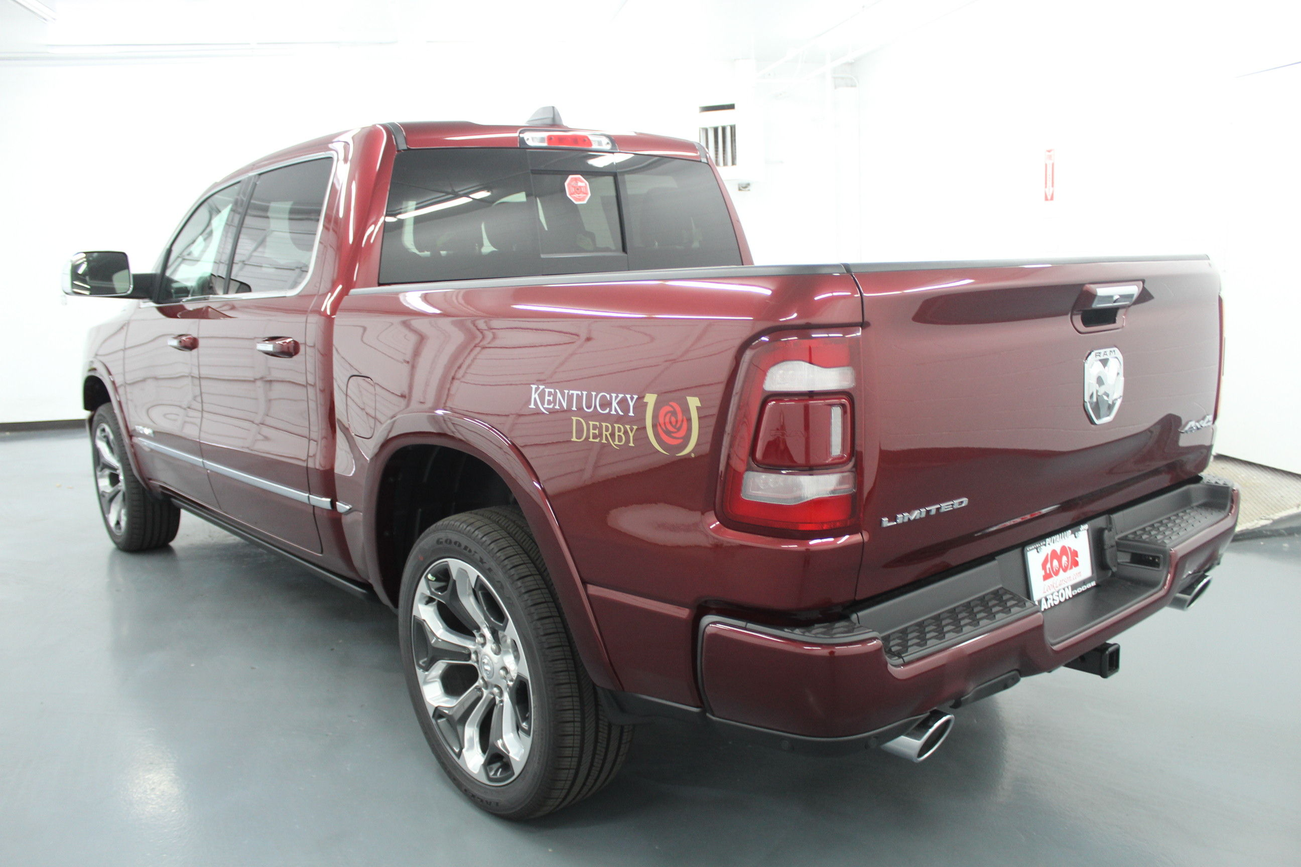 2019 Ram 1500 Crew Cab 4x4,  Pickup #572991 - photo 2