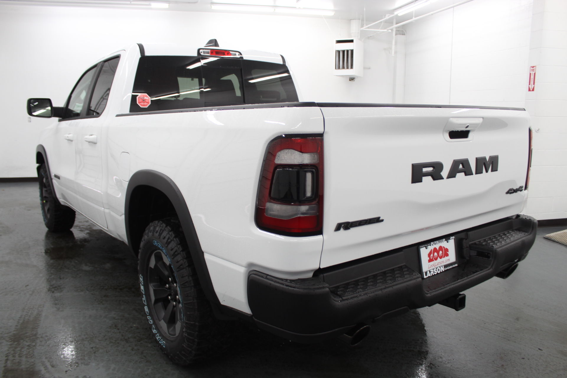 2019 Ram 1500 Quad Cab 4x4,  Pickup #676099 - photo 2