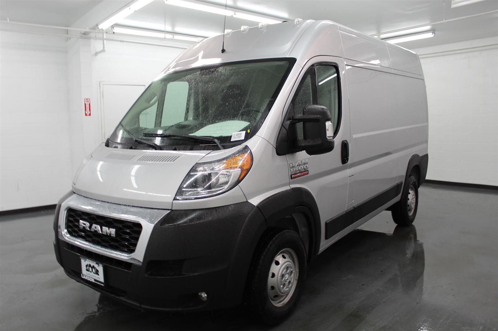 2020 Ram ProMaster 1500 High Roof FWD, Upfitted Cargo Van #LE148658 - photo 1