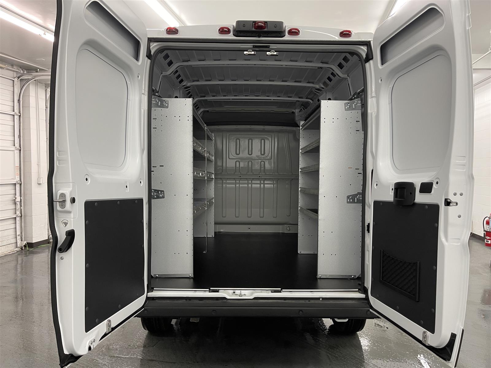 2020 Ram ProMaster 1500 High Roof FWD, Upfitted Cargo Van #LE148660 - photo 1