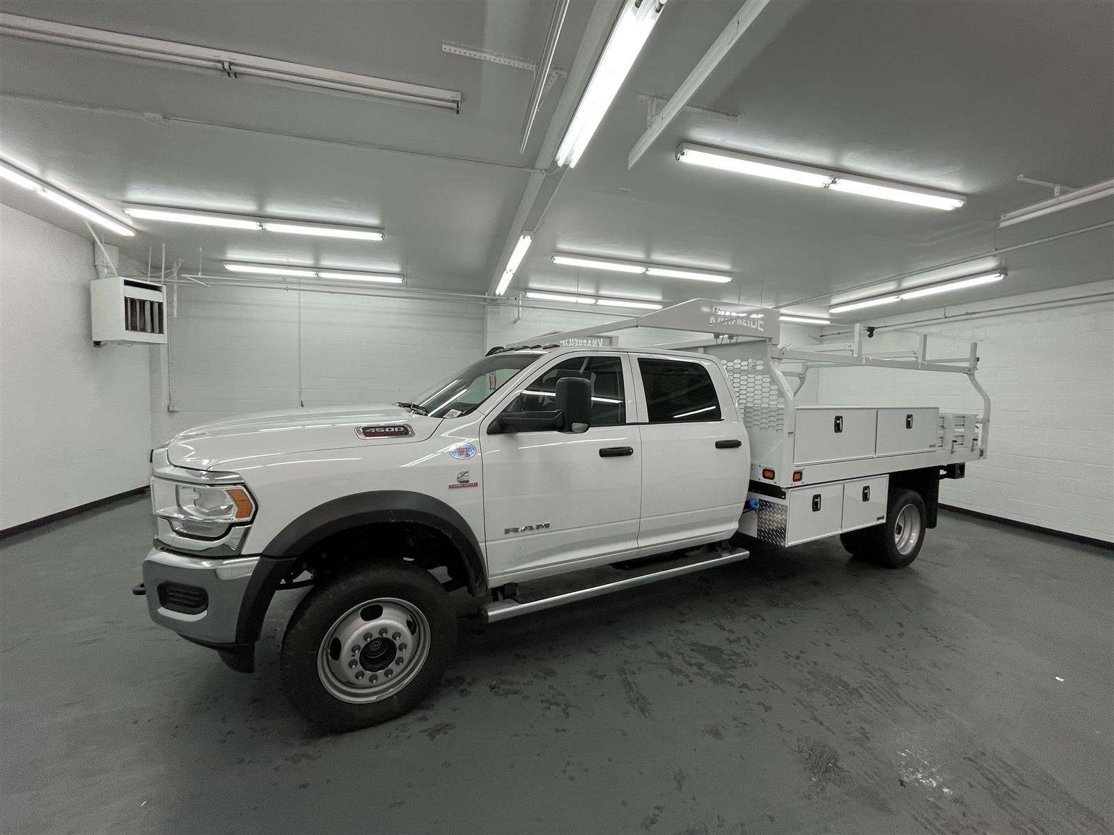2020 Ram 4500 Crew Cab DRW 4x4, Knapheide Contractor Body #LG164574 - photo 1