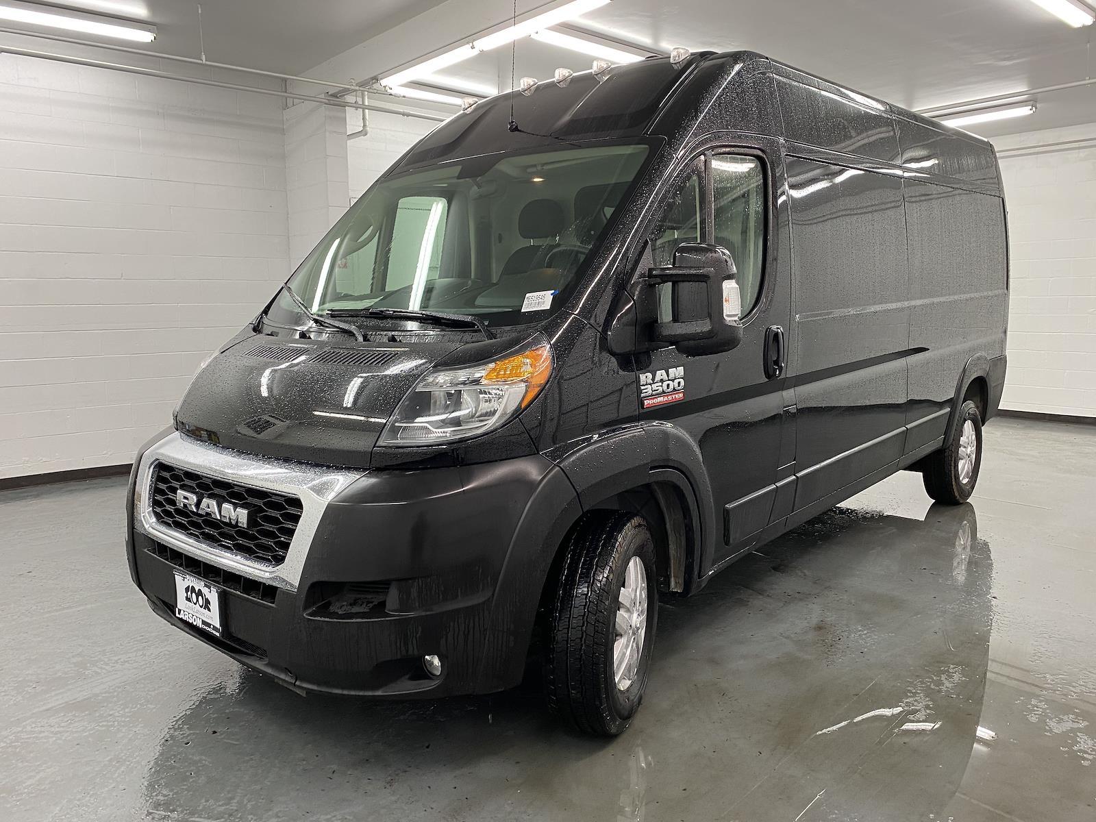 2021 Ram ProMaster 3500 FWD, Empty Cargo Van #ME519545 - photo 1