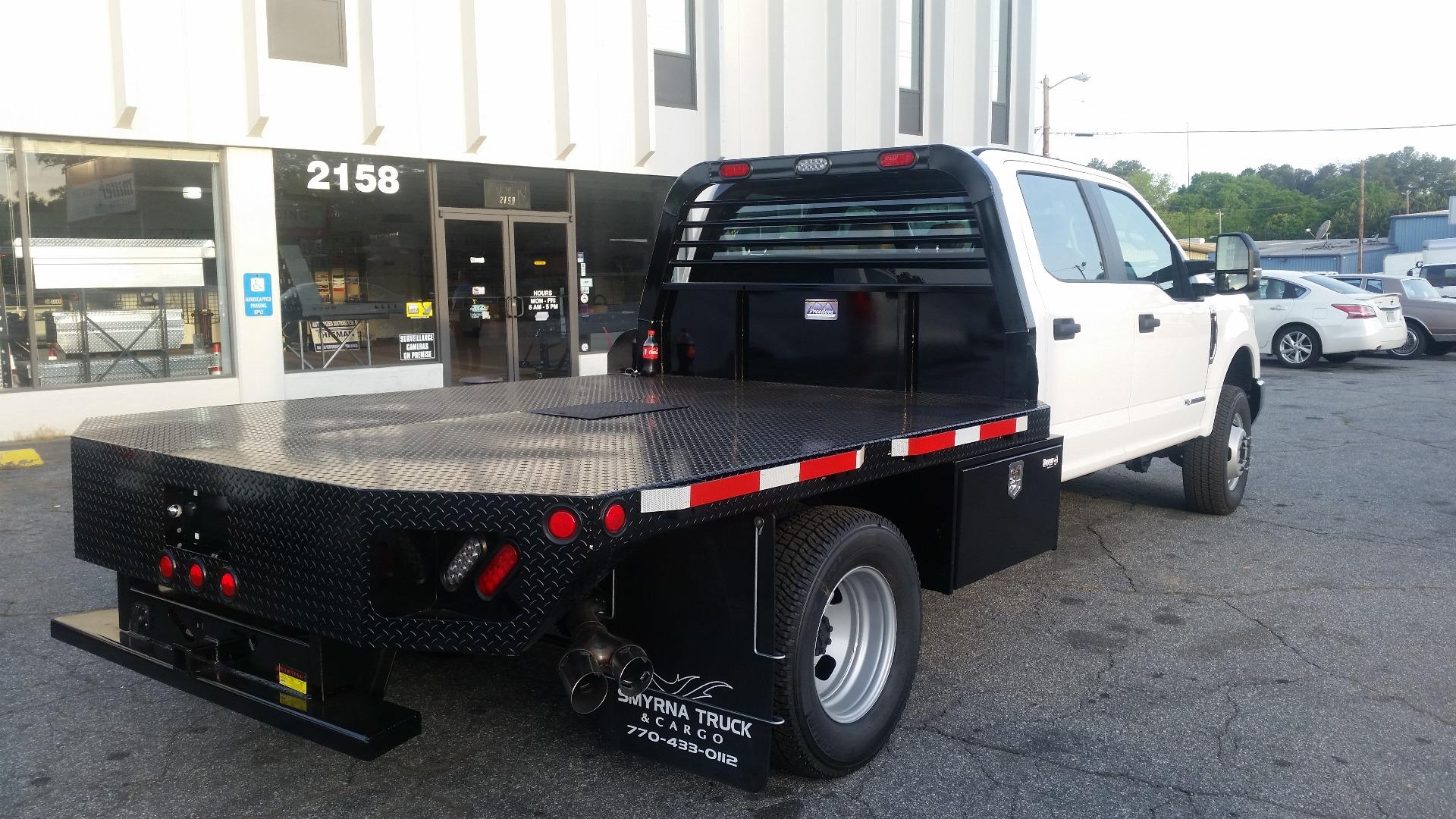 Smyrna Truck And Cargo Platform Body Trucks